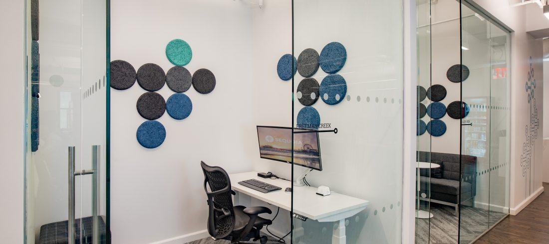 7 Quiet Work Room